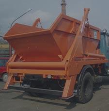 контейнери за строителни отпадъци под наем