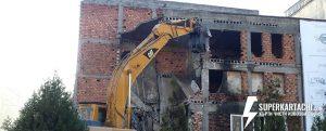 demilition - Събаряне на сгради София