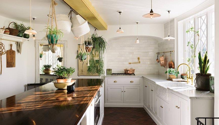 тенденции в кухните