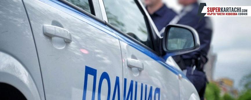 полицейка кола